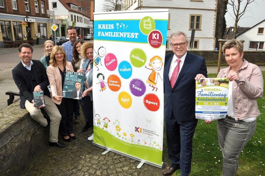 Kreisfamilienfest Nieheim